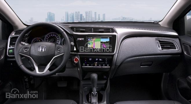 Honda ô tô Mỹ Đình bán xe City 1.5CVT, TOP mới 2019, giá tốt khuyến mãi nhiều, giao ngay, liên hệ 0969334491 (4)