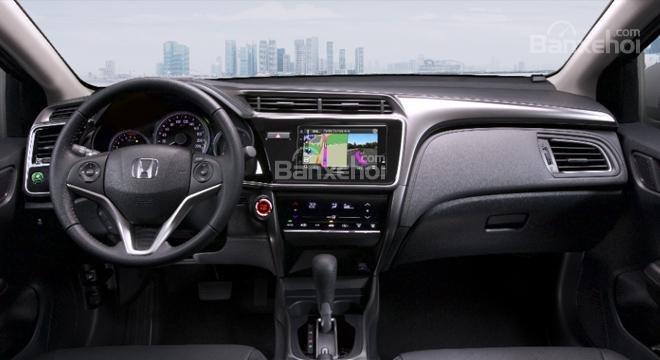 Honda ô tô Mỹ Đình bán xe City 1.5CVT, TOP mới 2019, giá tốt khuyến mãi nhiều, giao ngay, liên hệ 0969334491 (12)
