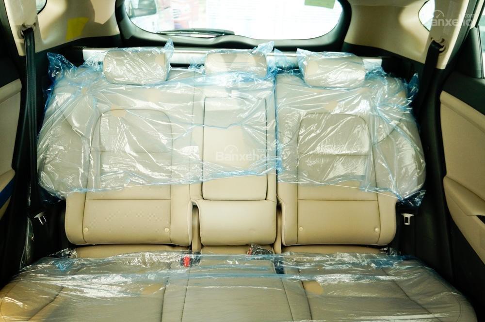 Bán Hyundai Tucson 1.6 Turbo màu trắng, chỉ với 200tr nhận xe-3