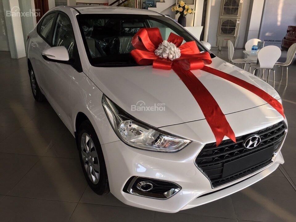 Hyundai Accent 2018, hỗ trợ trả góp lãi suất thấp, có xe sẵn giao ngay – LH 0774.702.378-0