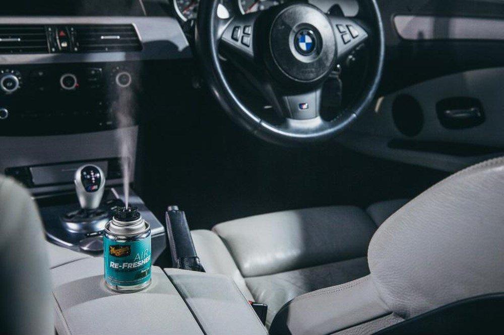 Tác hại của việc hút thuốc lá trên xe ô tô và mẹo đánh bay mùi hôi thuốc lá 7