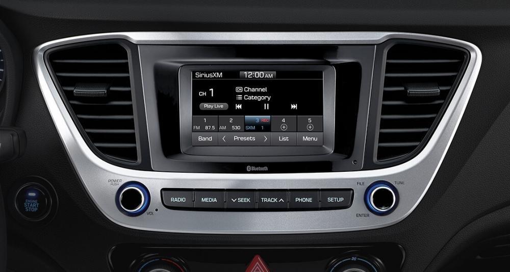 So sánh xe Honda City 1.5 TOP và Hyundai Accent 1.4 AT đặc biệt về tiện nghi 2