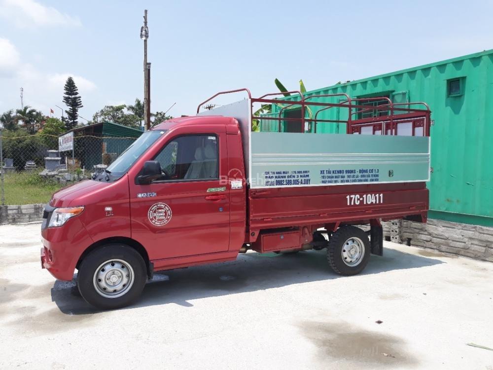 Bán xe tải Kenbo tại Thái Bình (5)