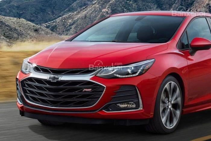 Đánh giá xe Chevrolet Cruze 2019 nâng cấp: Bổ sung thêm một số nâng cấp.