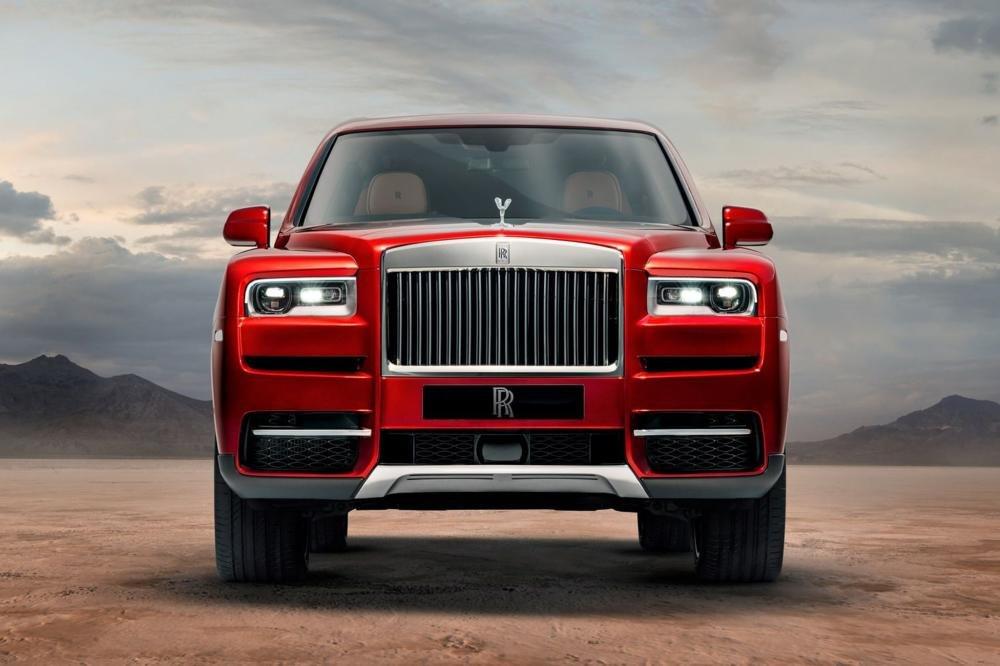 4 tính năng tạo nên đẳng cấp cho SUV siêu sang Rolls-Royce Cullinan 1
