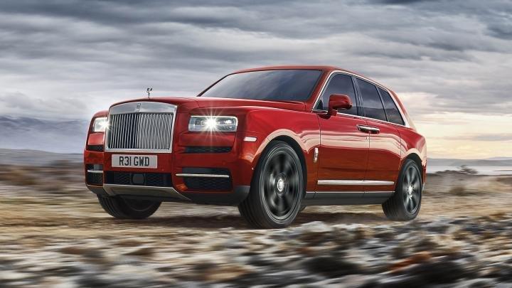 4 tính năng tạo nên đẳng cấp cho SUV siêu sang Rolls-Royce Cullinan 4