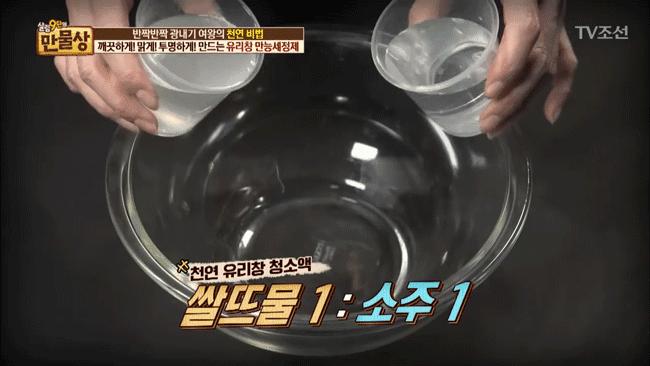 Hỗn hợp nước vo gạo + rượu có thể tẩy sạch mặt kính xe nhanh chóng 1
