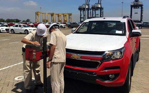 Tháng 5, Chevrolet Trailblazer và Colorado nhập sẽ đến tay khách hàng Việt.