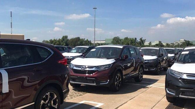 Honda là hãng xe đầu tiên đưa xe nhập hưởng thuế 0% về Việt Nam.