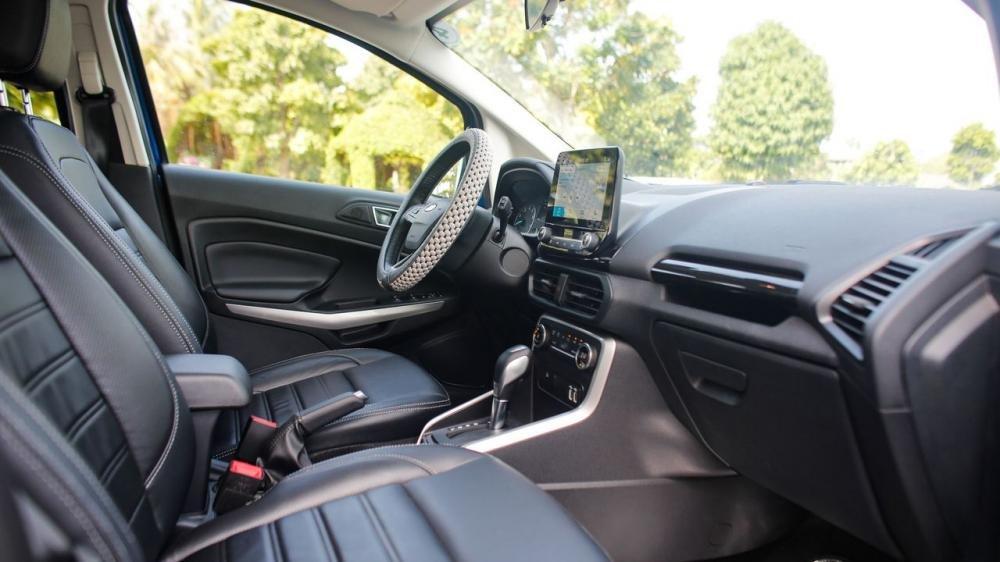 So sánh xe Ford Ecosport 2018 và Suzuki Vitara 2018 về ghế xe 3