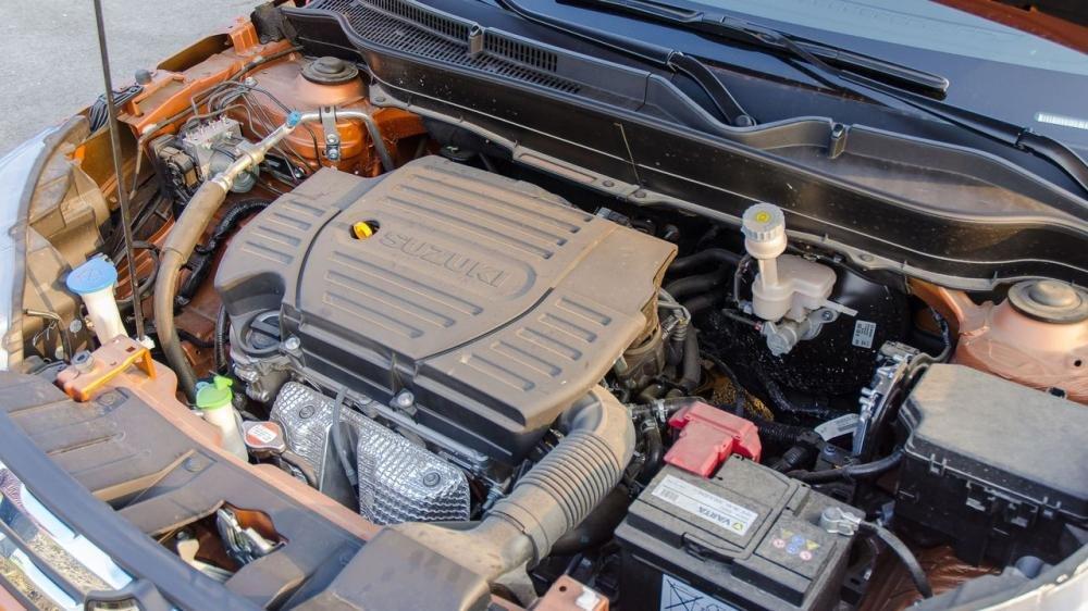 Suzuki Vitara hoàn toàn lép vế trước Ford Ecosport về khả năng vận hành.
