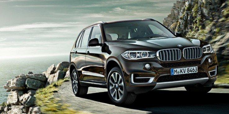 Giá xe BMW X5 chi tiết cập nhật mới nhất.