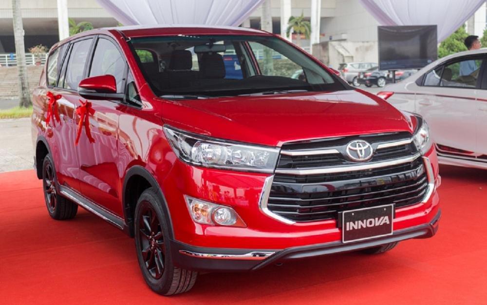 Toyota Innova 2018 có giá bao nhiêu tại Việt Nam?