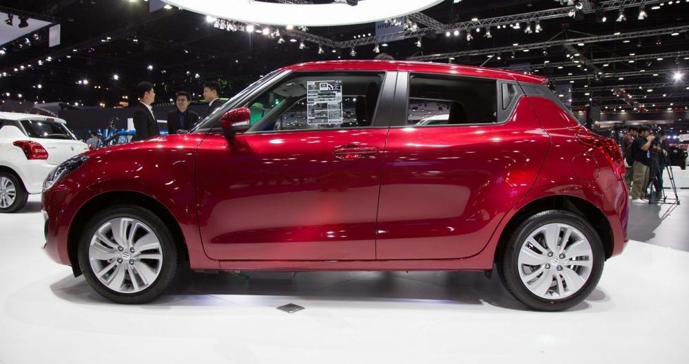 So sánh Suzuki Swift 2019 và Honda Jazz 2019 về ngoại thất 5...