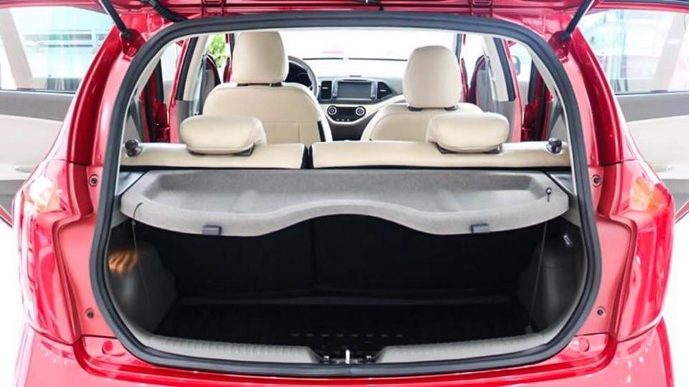 Kia Morning S 2018 cải tiến nhẹ qua tay Thaco 11