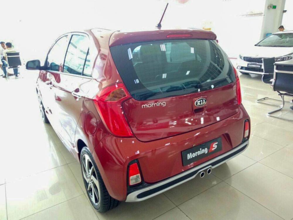 Kia Morning S 2018 cải tiến nhẹ qua tay Thaco 7