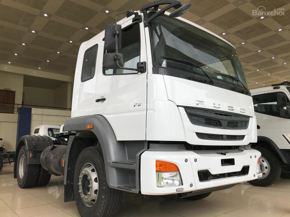 Bán xe đầu kéo Fuso Tractor FZ40 1 cầu, nhập khẩu, đời 2016-1