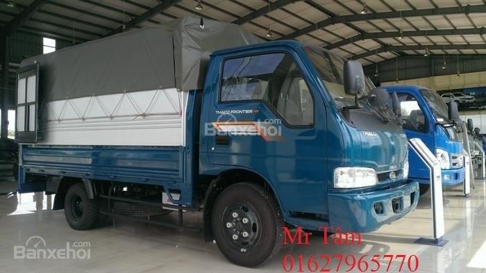Bán xe tải Kia K165, động cơ JT bền bỉ nhập khẩu Hàn Quốc, chất lượng được khách hàng tin dùng-0