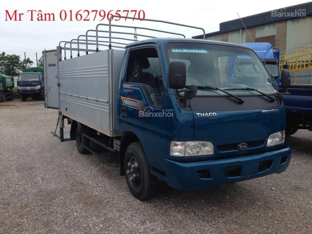 Bán xe tải Kia K165, động cơ JT bền bỉ nhập khẩu Hàn Quốc, chất lượng được khách hàng tin dùng-2