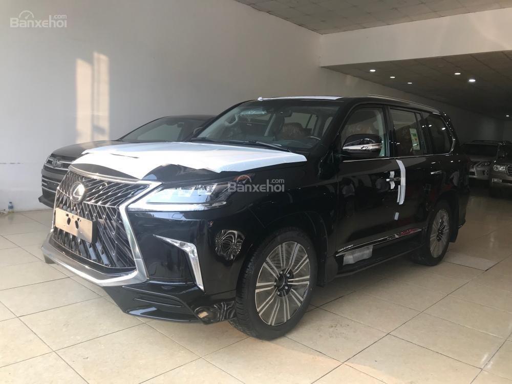 Cần bán Lexus LX Super Sport 2018, màu đen, xe giao ngay màu đen trắng-3