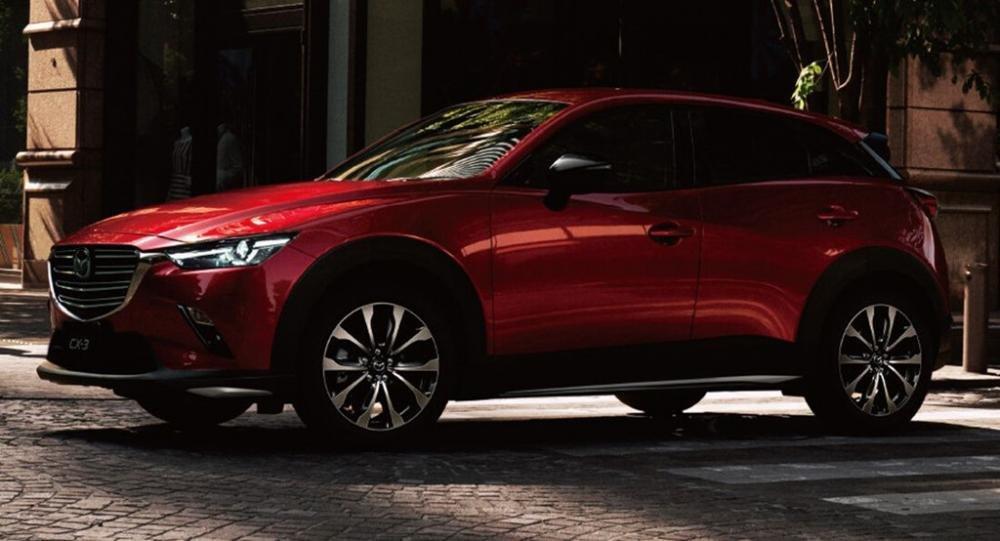 Mazda CX-3 sẽ có thêm phiên bản động cơ diesel SkyActiv-D 1