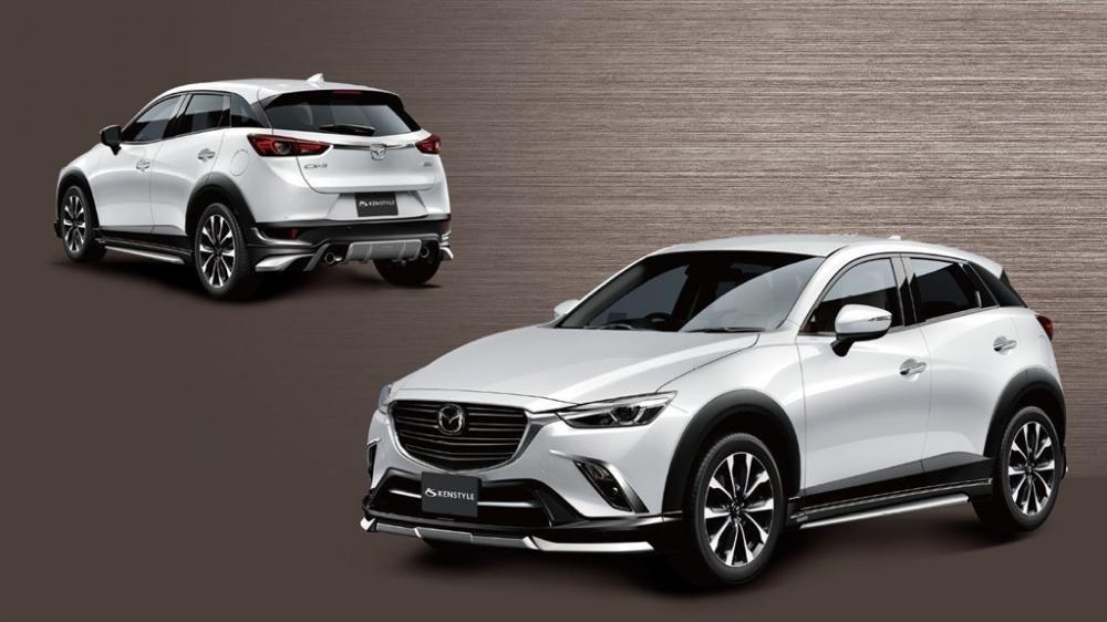 Mazda CX-3 sẽ có thêm phiên bản động cơ diesel SkyActiv-D a6