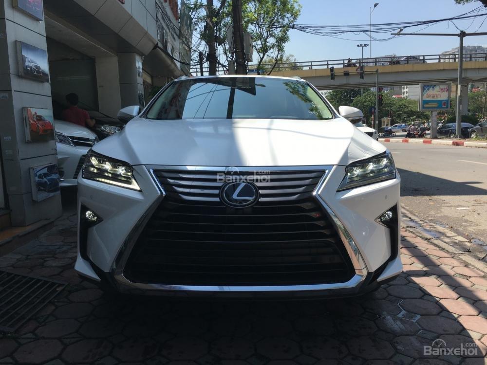 Cần bán Lexus RX 350L đời 2019, màu trắng, xe nhập Mỹ LH: 0982.84.2838 (2)