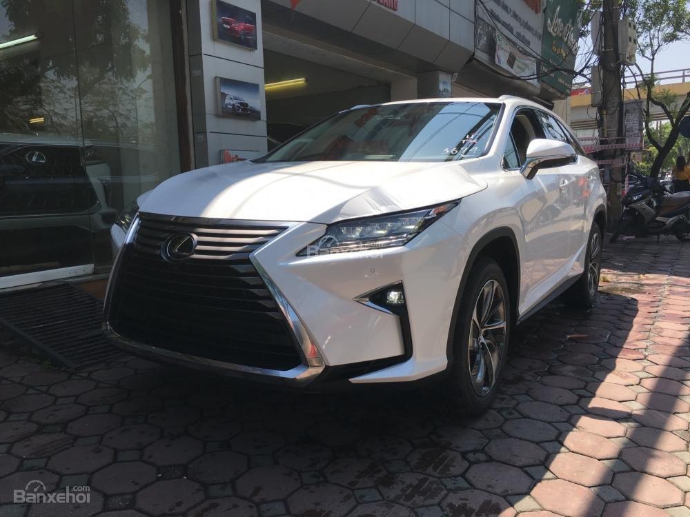 Cần bán Lexus RX 350L đời 2019, màu trắng, xe nhập Mỹ LH: 0982.84.2838 (3)