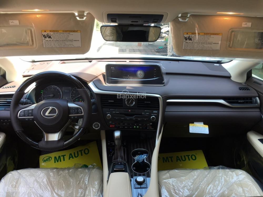 Cần bán Lexus RX 350L đời 2019, màu trắng, xe nhập Mỹ LH: 0982.84.2838 (10)