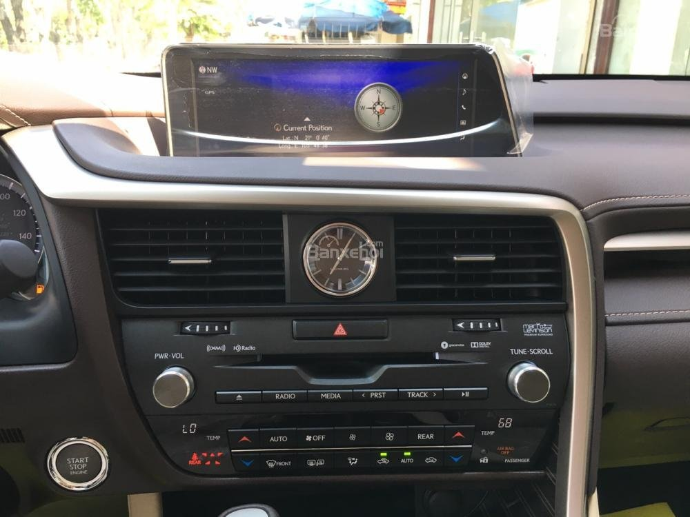 Cần bán Lexus RX 350L đời 2019, màu trắng, xe nhập Mỹ LH: 0982.84.2838 (13)