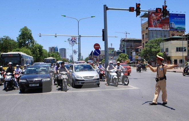Lái xe trong giờ cao điểm (4)