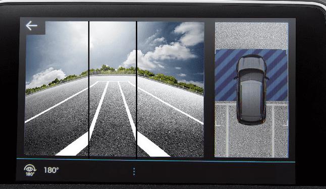 Đánh giá Peugeot 3008 All New 2018: camera sau góc nhìn 180 độ 1
