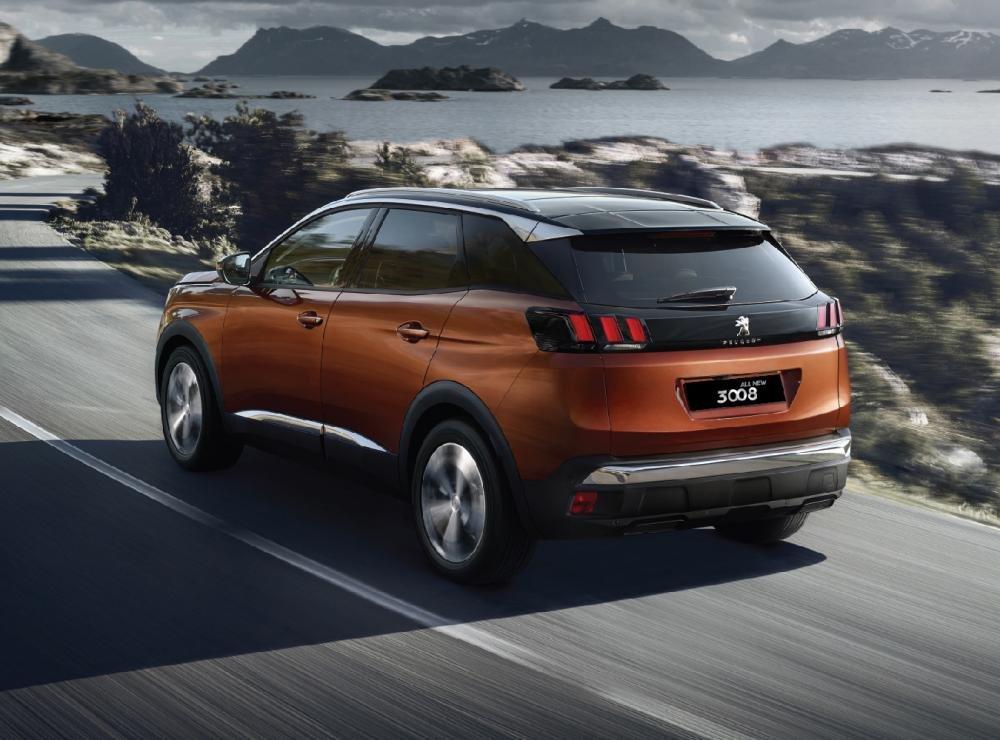 Vẻ bề ngoài của Peugeot 3008 2018 nhận được nhiều lời khen tích cực 1