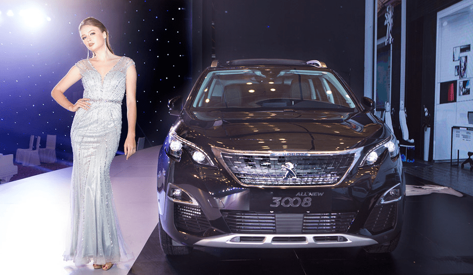 Đánh giá xe Peugeot 3008 All New 2018 về thiết kế đầu xe 1