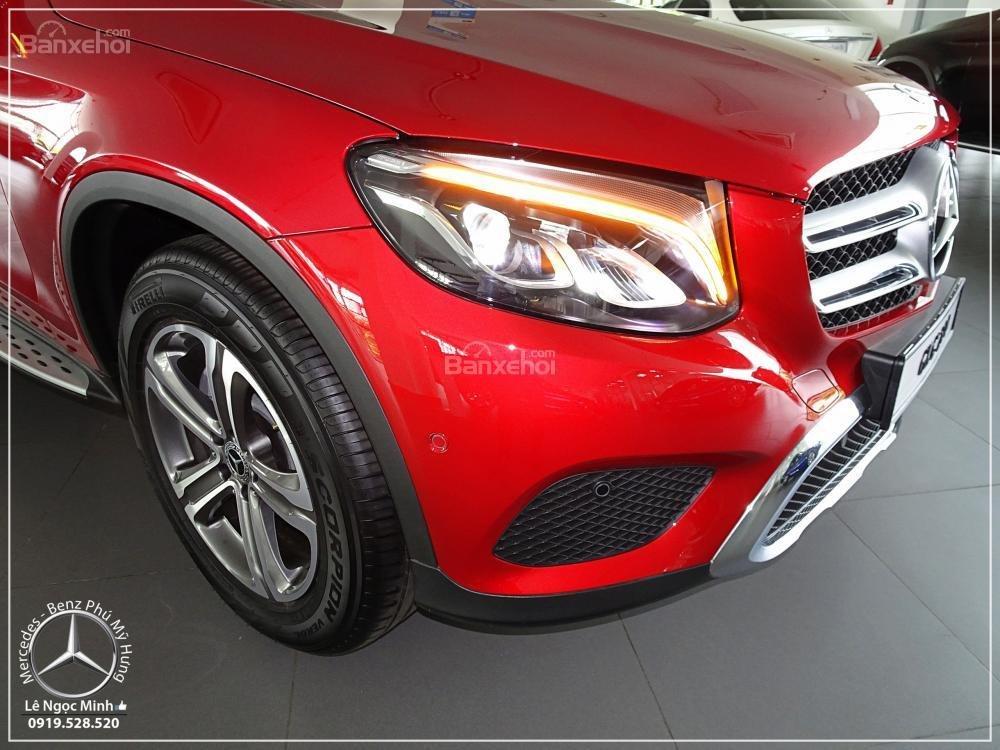 Bán Mercedes Benz GLC 200 2019 - SUV 5 chỗ - Hỗ trợ ngân hàng 80%, đưa trước 550 triệu nhận xe. LH: 0919 528 520-13