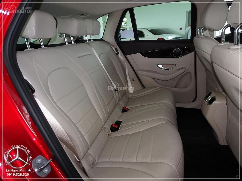 Bán Mercedes Benz GLC 200 2019 - SUV 5 chỗ - Hỗ trợ ngân hàng 80%, đưa trước 550 triệu nhận xe. LH: 0919 528 520-14