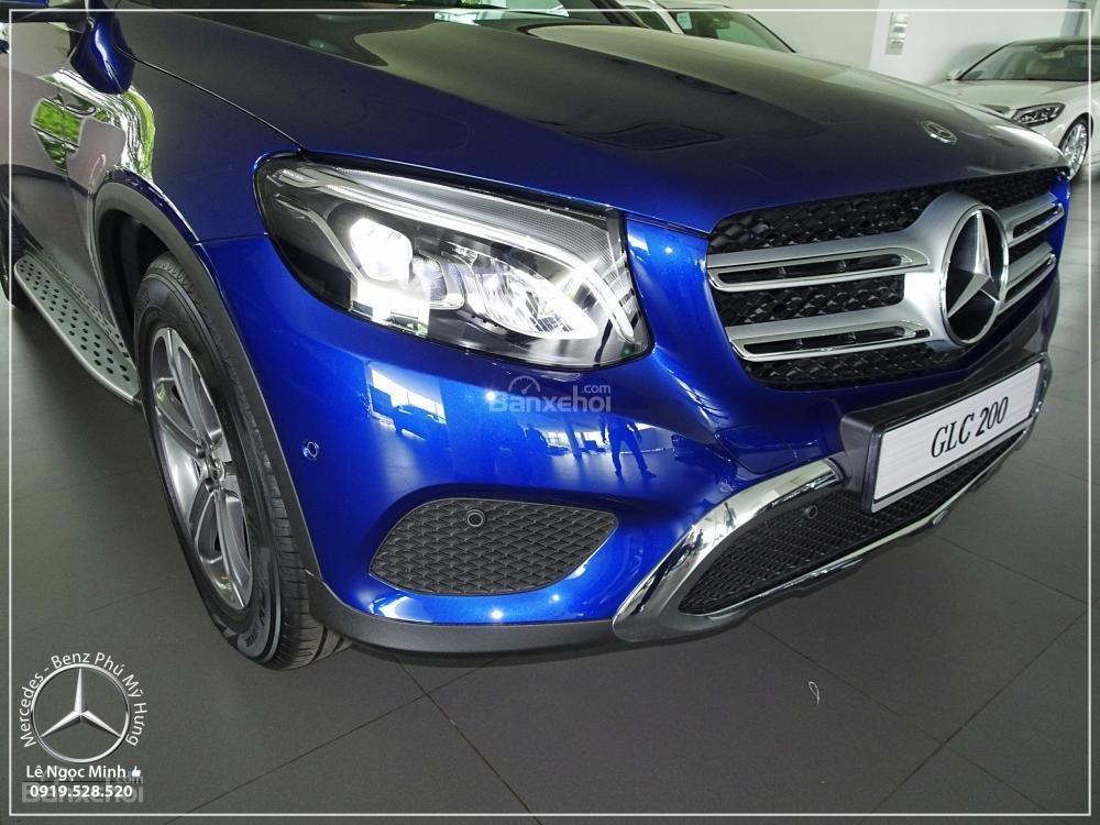 Bán Mercedes Benz GLC 200 2019 - SUV 5 chỗ - Hỗ trợ ngân hàng 80%, KM đặc biệt trong tháng - LH: 0919 528 520-10