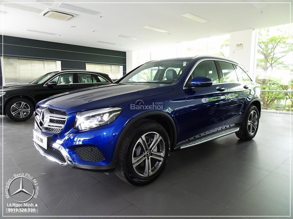Bán Mercedes Benz GLC 200 2019 - SUV 5 chỗ - Hỗ trợ ngân hàng 80%, KM đặc biệt trong tháng - LH: 0919 528 520-11