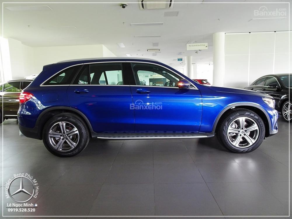 Bán Mercedes Benz GLC 200 2019 - SUV 5 chỗ - Hỗ trợ ngân hàng 80%, KM đặc biệt trong tháng - LH: 0919 528 520-12