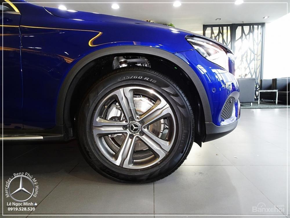 Bán Mercedes Benz GLC 200 2019 - SUV 5 chỗ - Hỗ trợ ngân hàng 80%, KM đặc biệt trong tháng - LH: 0919 528 520-15