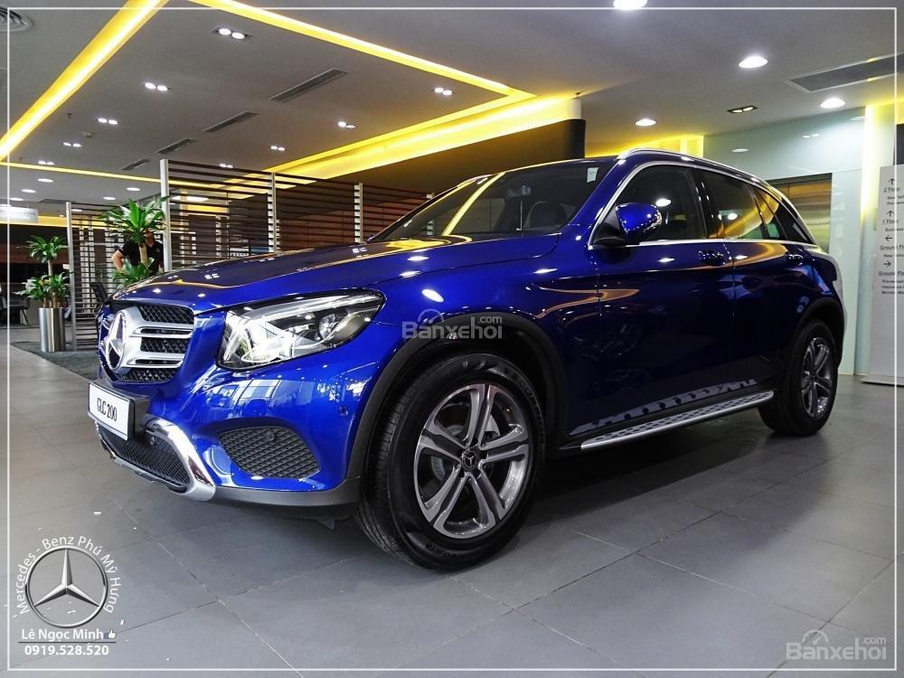Bán Mercedes Benz GLC 200 2019 - SUV 5 chỗ - Hỗ trợ ngân hàng 80%, KM đặc biệt trong tháng - LH: 0919 528 520-16