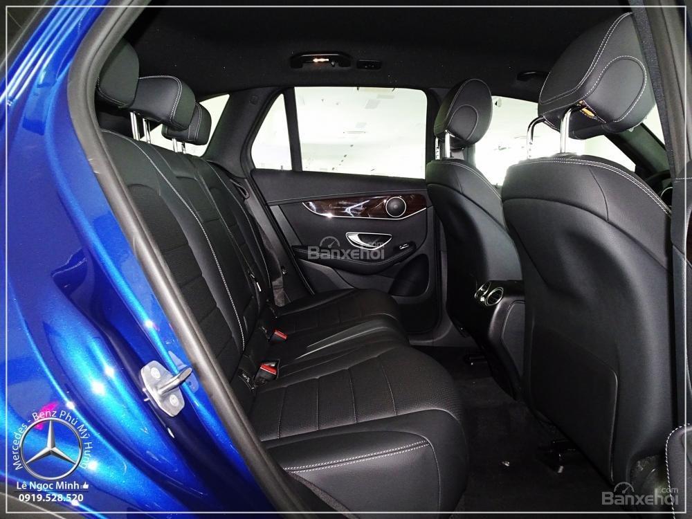 Bán Mercedes Benz GLC 200 2019 - SUV 5 chỗ - Hỗ trợ ngân hàng 80%, KM đặc biệt trong tháng - LH: 0919 528 520-21