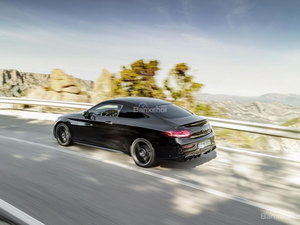 Mercedes-Benz C-Class 2019 Coupe,