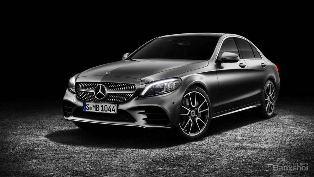 Đánh giá xe Mercedes-Benz C-Class 2019 nâng cấp.