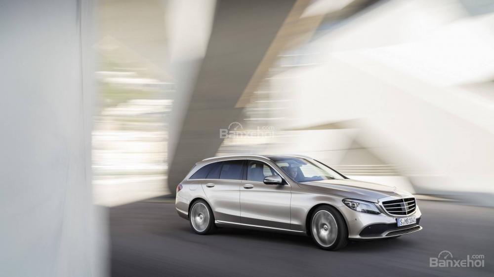 Mercedes-Benz C-Class 2019 Wagon..