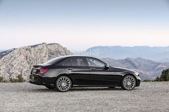 Mercedes-Benz C-Class 2019 Sedan,