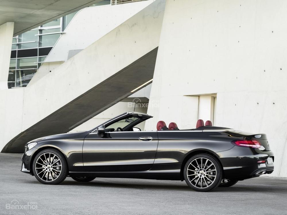 Mercedes-Benz C-Class 2019 Convertible.