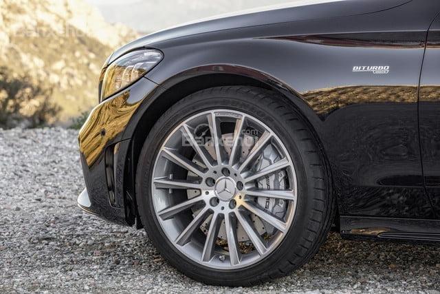 Đánh giá xe Mercedes-Benz C-Class 2019: La-zăng bản AMG C43/