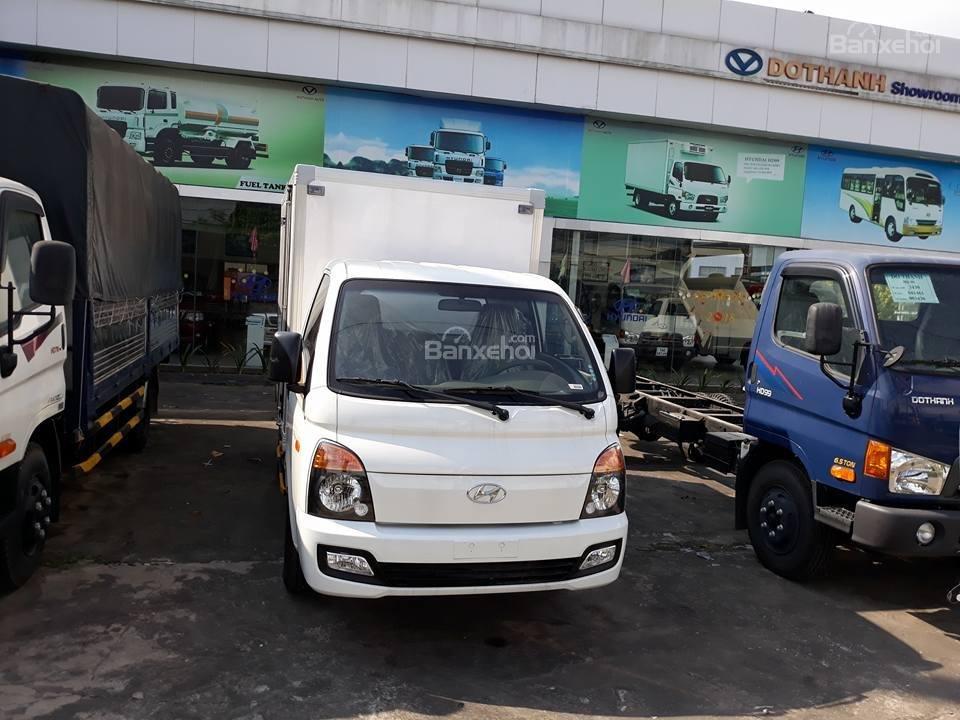 Cần bán xe Hyundai HD 1.5 tấn Porter năm sản xuất 2020, màu trắng, xe nhập, giá 400tr (1)