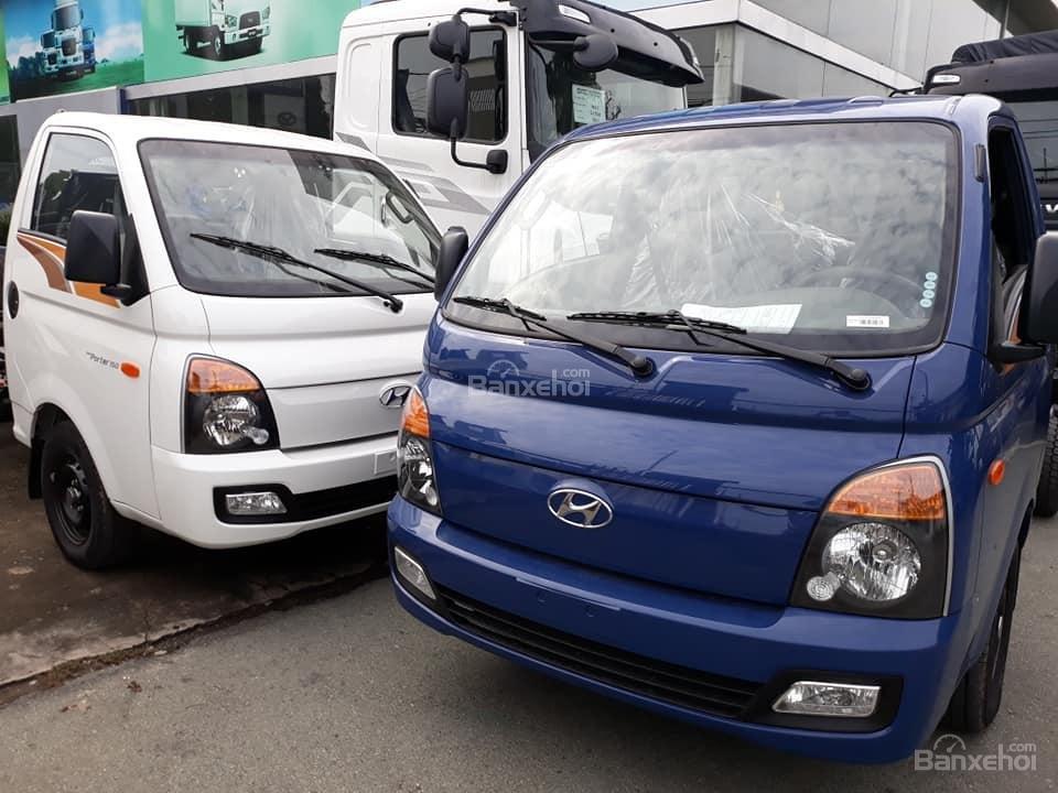 Cần bán xe Hyundai HD 1.5 tấn Porter năm sản xuất 2020, màu trắng, xe nhập, giá 400tr (2)